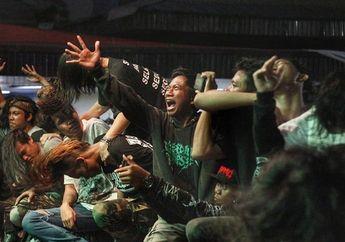 YNCI Depok Chapter dan Xeoners Jakarta Ikut Andil Sukseskan Indonesia Death Fest 3
