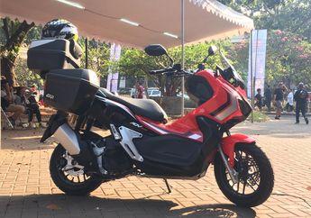 Asyik Honda ADV300 Akan Dilaunching Akhir Bulan September Ini, Siapkan Duit