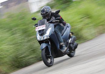 Tarikan Yamaha Lexi Jadi Makin Bengis, Cuma Ganti Dua Komponen di CVT Ini