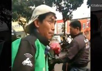Mau Nangis Driver Ojol Kehilangan Motor Saat Ambil Orderan, Langsung Dapat Motor Honda Vario 150 dari Netizen