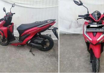 Pedagang Rujak Lemas, Motornya Dipinjam Malah Dijual Pelaku di Facebook