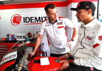 Lemas, Pembalap Indonesia DImas Ekky Pratama Absen Lagi di Moto2 San Marino 2019