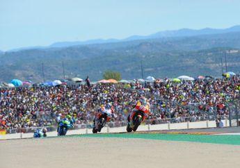 Jadwal MotoGP Aragon 2019, Awas Ada Perubahan, MotoGP Start Lebih Awal Bro