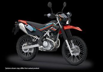 Kawasaki KLX 230 SE dan Standar  Selisih Harganya Rp 2 Jutaan, Apa Saja Bedanya?