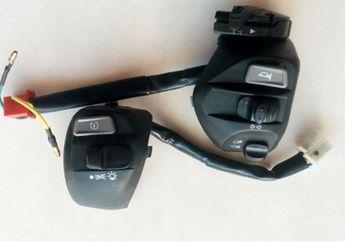 Yamaha Aerox 155 VVA Pakai Saklar Mio,  Lampu Utama Bisa ON/OFF