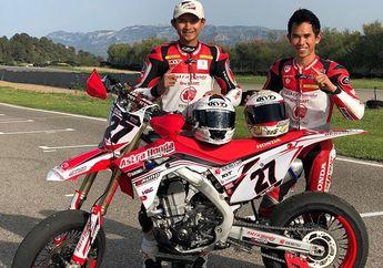 Dimas Ekky Pratama Absen 2 Balapan Moto2, Posisinya Diganti Oleh 2 Pembalap Indonesia