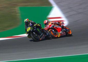 Alasan Juri FIM MotoGP Tak Hukum Rossi dan Marquez, Ternyata Rossi dan Marquez Sama-sama Lakukan Hal Ini
