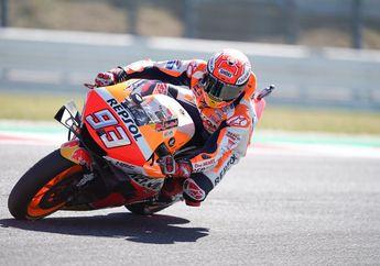 Marc Marquez Obati Sakit Hati di MotoGP San Marino 2019, Quartararo Jadi Korbannya