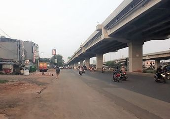 Heboh Trotoar Tengah Jalan Kalimalang, Gubernur Anies Baswedan Langsung Bereaksi