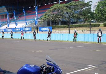 Yamaha Endurance Festival (YEF) 2019, Lebih Concern Safety Riding