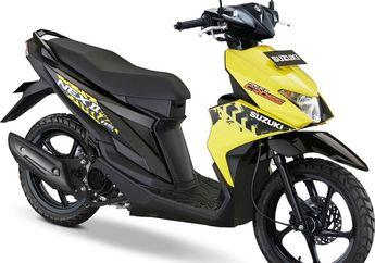 Asyik Banget Nih, Cuma Bayar Rp 600 Ribu Bisa Bawa Pulang Suzuki Nex II Cross Baru