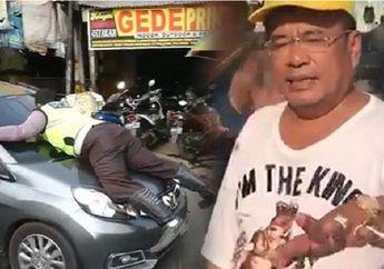 Polisi yang Gelantungan di Kap Mesin Honda Mobilio Mendadak Dicari Hotman Paris, Sampai Izin ke Kapolri