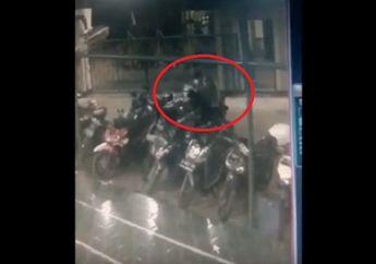 Tega Banget, Dalam Dua Minggu Motor Jamaah Masjid Dicuri Oleh Orang Yang Sama