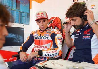 Gak Bakal Main-Main, Marquez Serius Incar Juara di MotoGP Aragon 2019, Lantaran Hal Ini