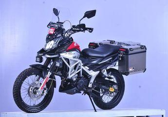 Usung Gaya Adventure, Honda CS1 Bisa Comot Sokbreker Motor Ini Biar Lebih Jangkung