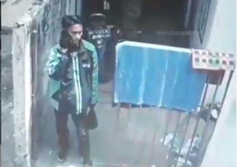Waduh, Video Driver Ojek Online Pura-pura Cari Wanita Bernama Kania, Malah Curi Bra Mahasiswi