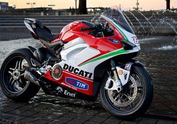 Hanya Ada Satu Di Dunia, Ducati Panigale V4 Tribute Untuk Almarhum Nicky Hayden
