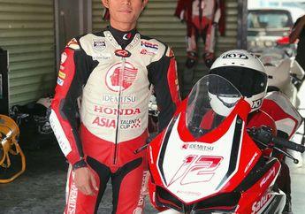 Wuih, Pembalap Indonesia Start Barisan Depan ARRC AP250 Malaysia