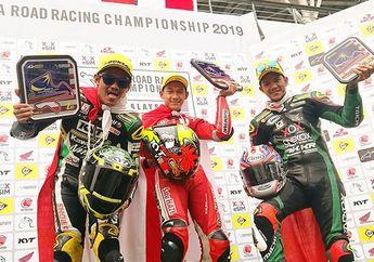 Hasil Race 2 ARRC AP250 Malaysia 2019, Indonesia Raya Kembali Berkumandang, Podium Dikuasai Indonesia