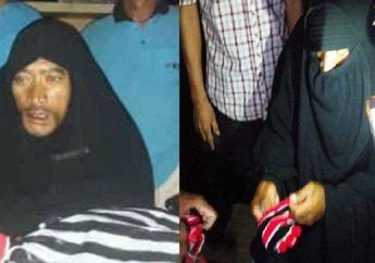 Geger, Video Pria Pakai Hijab dan Cadar Ditangkap di Masjid Sukoharjo, Sempat Dituduh Maling Motor