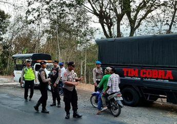 Kapolres Lumajang Murka, Kasus Begal yang Bunuh Pemotor Berbuntut Panjang, 1000 Personel Diterjunkan