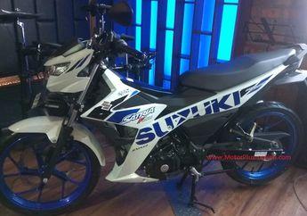Canggih! All New Suzuki Satria F150 Makin Kekinian dengan Fitur ini, Honda Sonic 150R Jadi Keliatan Jadul