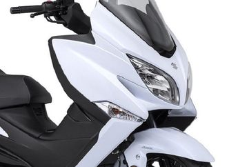 Desain Model Baru dan Lebih Keren, Diam-diam Suzuki Siapkan Matic 150 dan 250 Cc