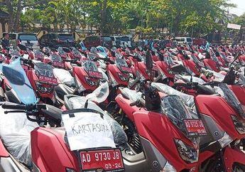 179 Yamaha NMAX Terparkir Rapi, Pengadaan Motor Dinas Pemkab Sukoharjo Bikin Geger, Telan Biaya Rp 4,9 Miliar