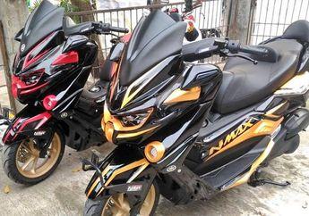 Yamaha NMAX Predator Langsung Dikirim ke Rumah, Syaratnya Cuma Setor Rp 2,5 Juta