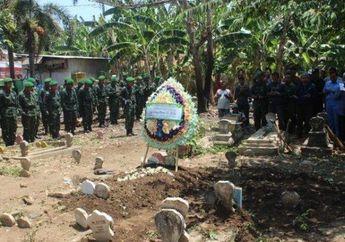 Sadis, Anggota TNI Tewas Setelah Duel Lawan Dua Maling Motor Kawasaki NInja Bercelurit