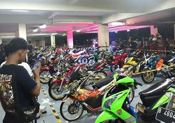 Universitas Mercu Buana Jakarta Gelar Kontes Modifikasi, Banyak Motor Langka