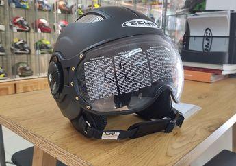 Dijual Gak Sampai Rp 1 Juta, Helm Retro Zeus ZS218 Punya Banyak Kelebihan