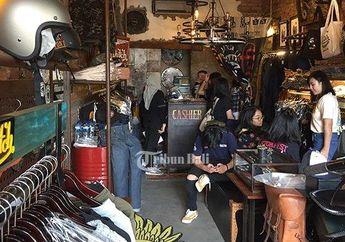 Jadi Surganya Motor Kustom, Von Dutch Resmikan Flagship Store di Bali