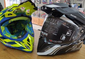 Terungkap, Ternyata Ini Dia Alasan Helm Motocross dan Supermoto Dibuat Monyong, Ternyata Ini Sebabnya