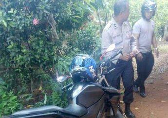 Rugi Banyak, Gara-gara Ketahuan Ingin Mencuri, Maling Tinggalkan Motor Yamaha V-ixion