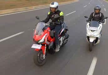 Bikin Penasaran, Hasil Tes Konsumsi BBM Honda ADV150 Lawan PCX 150, Lebih Irit Mana?