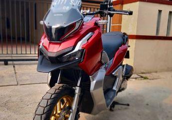 Tampang Skutik Adventure Honda ADV 150 Makin Gagah, Cuma Modal Duck Fender
