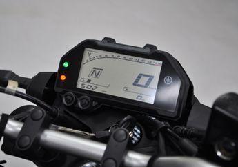 Digital Abis, Ini Dia Kecanggihan Fitur Speedometer Yamaha MT-25 Facelift