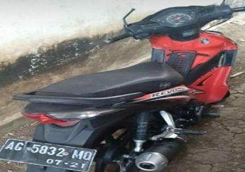 Honda Revo Misterius Gegerkan Warga Tulungagung, Pemiliknya Kabur Diintai Warga