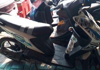 Polisi Selamatkan Nyawa Pemuda, Kepergok Bawa Kabur Honda BeAT Milik Pengurus Masjid