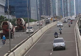 Street Manners: Bukan cuma Denda Rp 500 Ribu, Ini Bahaya Pemotor Melintas di Jalan Layang Non Tol