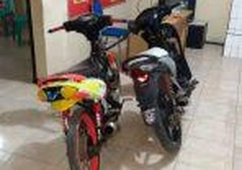 Minahasa Selatan Geger, Polisi Ciduk Motor Yang Pasang Knalpot Racing