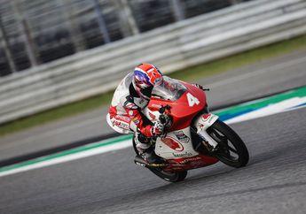 Afridza Munandar Meninggal di MotoGP Malaysia 2019, Pembalap Dunia Berikan Penghormatan