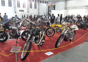 Kustomfest 2019 Selektif Tampilkan Karya, Dari 500 Motor Yang Lolos Hanya Segini