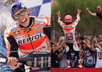 Hasil MotoGP Thailand 2019, Kalahkan Quartararo, Marquez Juara Dunia