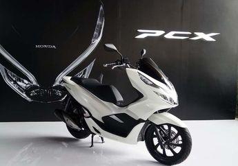 Ini Alasan All New Honda PCX Inden Mengular Sampai 2 Bulanan