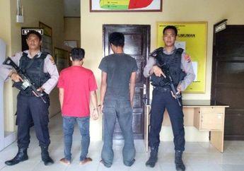 Mantap, Enggak Sampai 24 Jam, Maling Motor Langka Yamaha F1Z-R DItangkap Polisi