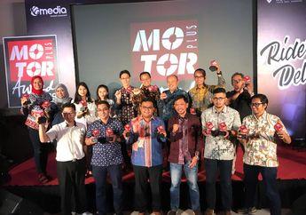 Meriah Gelaran MOTOR Plus Award 2019,  26 Motor Terbaik Keluar Sebagai Pemenang