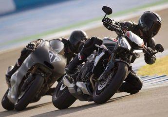 Baru Diluncurkan Triumph Street Triple 765 RS 2020, Motor Balap Moto2 Versi Telanjang?