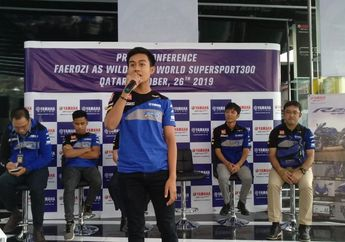 Hebat, Satu Lagi Pembalap Indonesia Murid Valentino Rossi Turun di Balapan Dunia